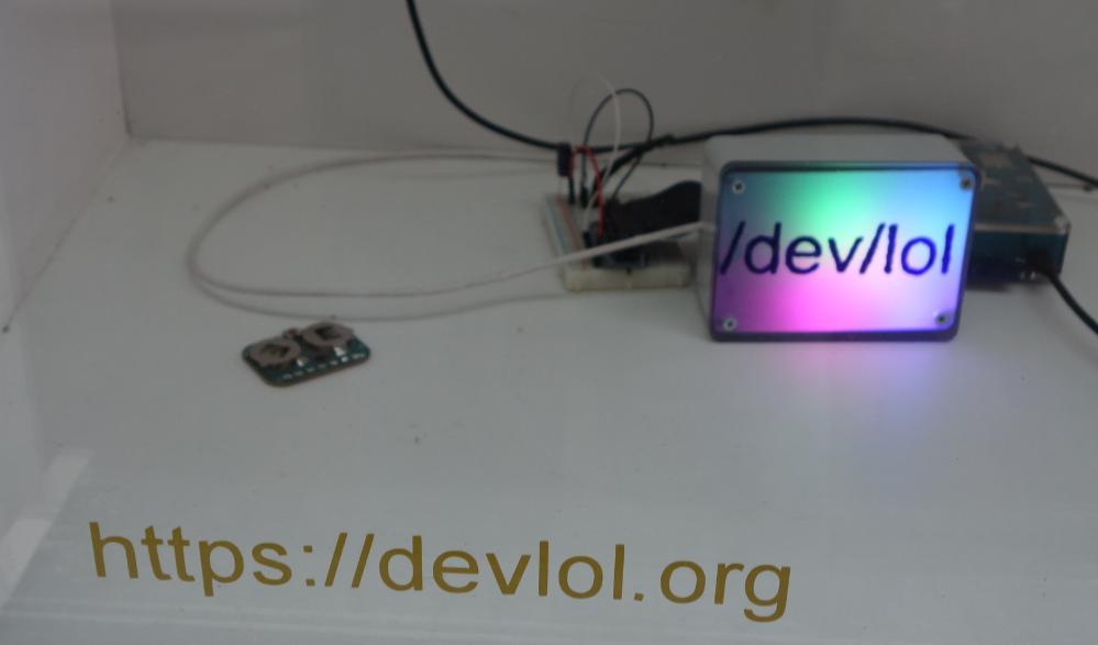 DevLol Light Box